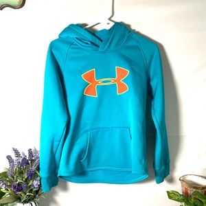 Under Armour Youth's Sweatshirt w/ Hoodie